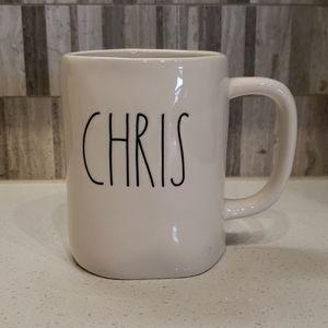 Rae Dunn Chris Mug
